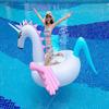 Pink wing unicorn