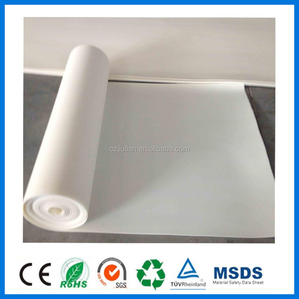 5mm White Color Eva Foam Underlayment