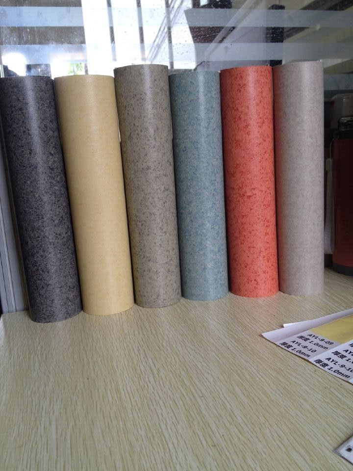 Pvc Vinyl Flooring In Rolls With 2m Width Buy Badminton
