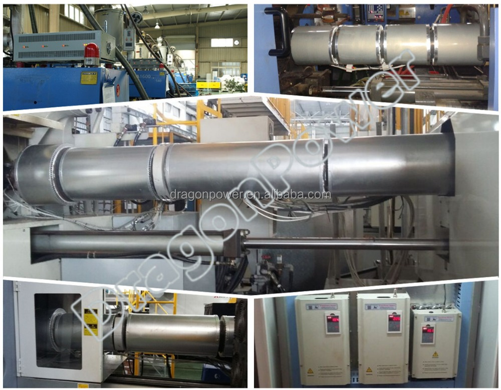 Induction Heating Machine For Extruder Barrel 30 80 Save