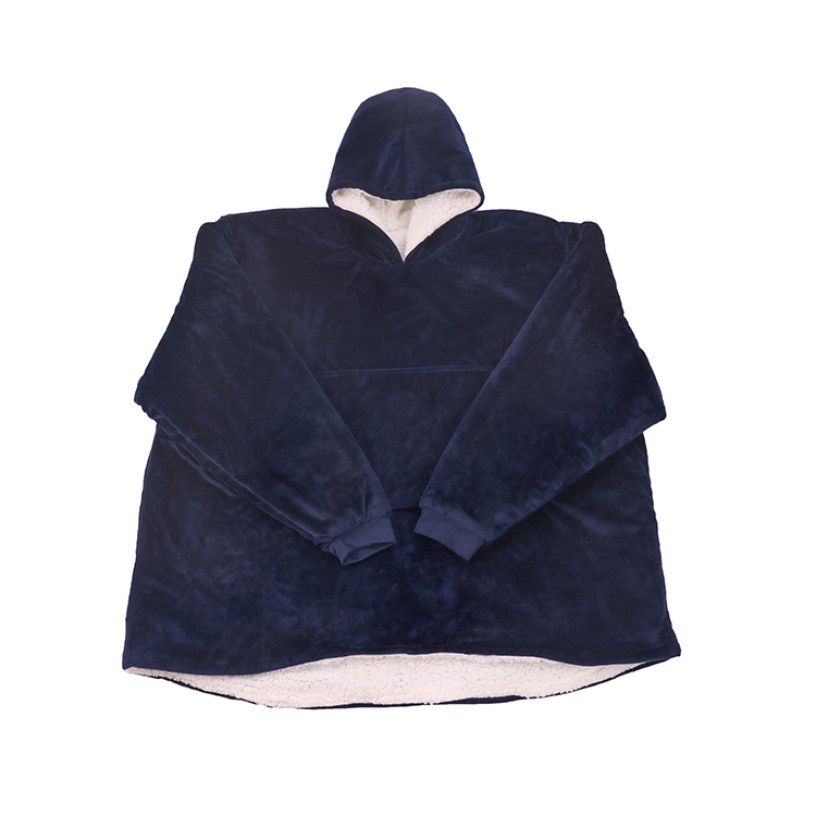 Одеяла с капюшоном с принтом, однотонный фланелевый женский укороченный топ с капюшоном, индивидуальный пуловер большого размера с капюшоном