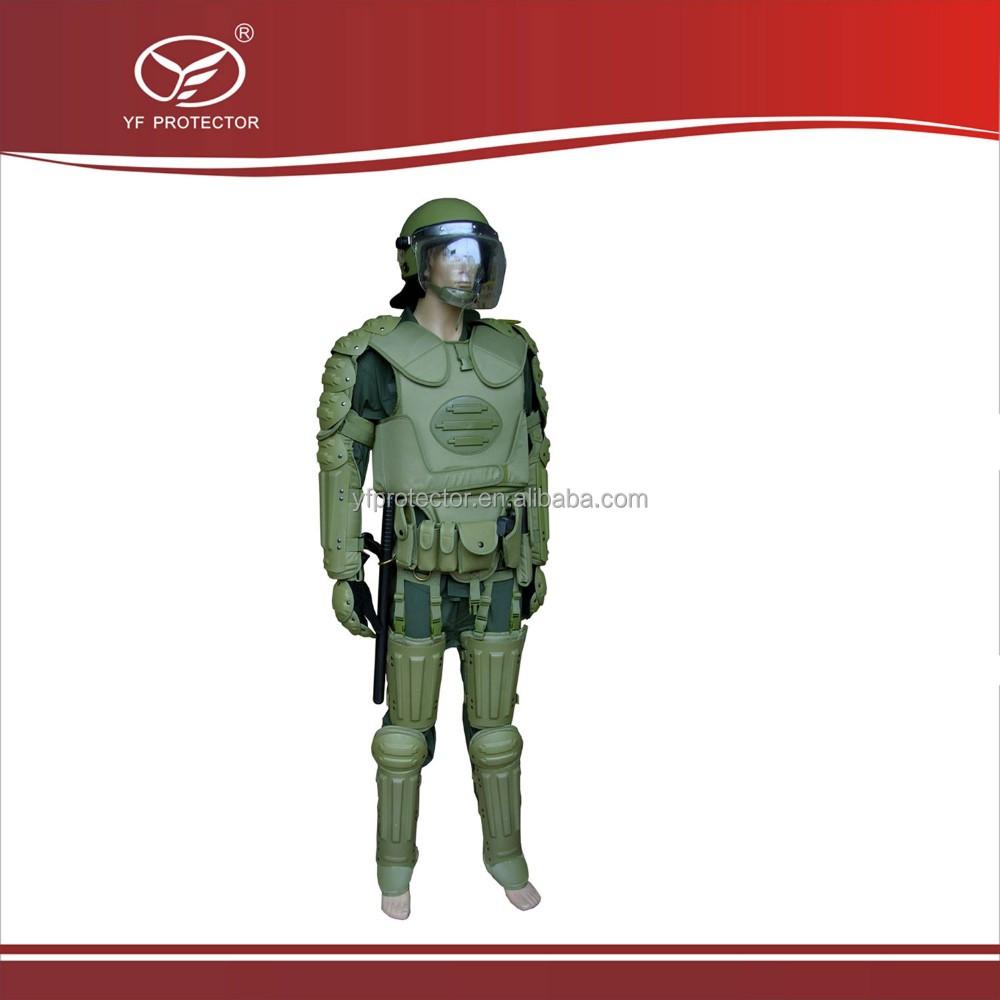 military combat non-ballistic body armor
