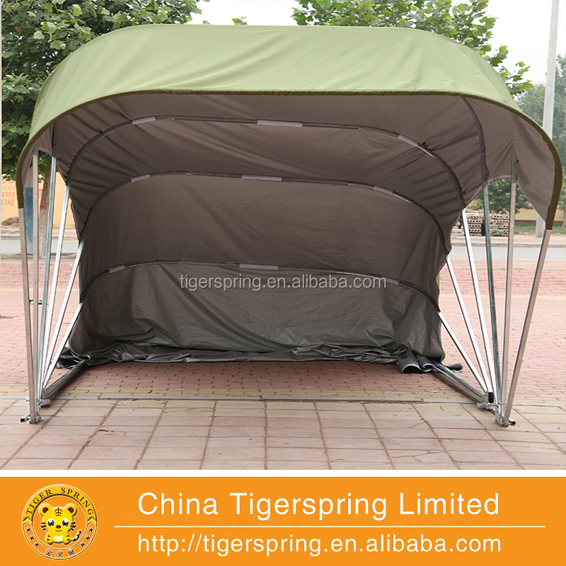 Mobile Foldable Easy Up Carport Garage Tent From China Tigerspring Buy Car Garage Tents Foldable Carport Tent Easy Up Carport Tent Product On Alibaba Com