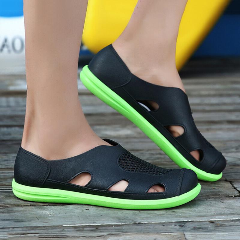 Outdoor summer beach fashion sandals sabots garden men clogs