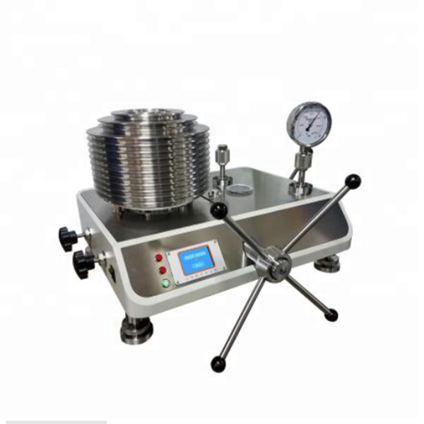 Manufacture Price High Accuracy Ultra-High Pressure Dead Weight Tester