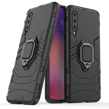 2 In 1 Rugged Hybrid Kickstand Shockproof Mobile Phone Case For Samsung Galaxy A50 Cover , Back Cover for Samsung A50