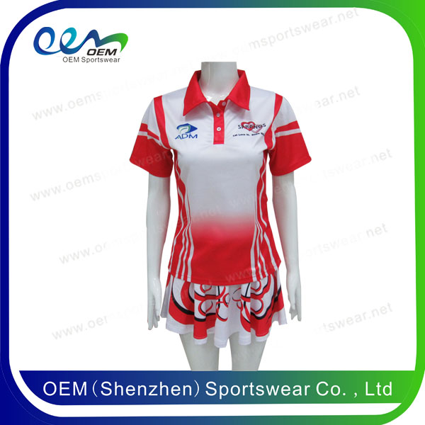 Высококачественное платье для девочек, Униформа, спортивная одежда, теннисное платье