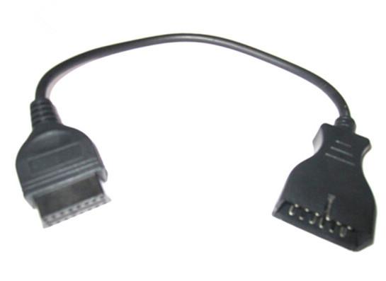 Для GM 12 булавка 12Pin OBD 2 коннектор адаптер автомобиль аксессуары диагностики удлинитель кабель 16 булавка