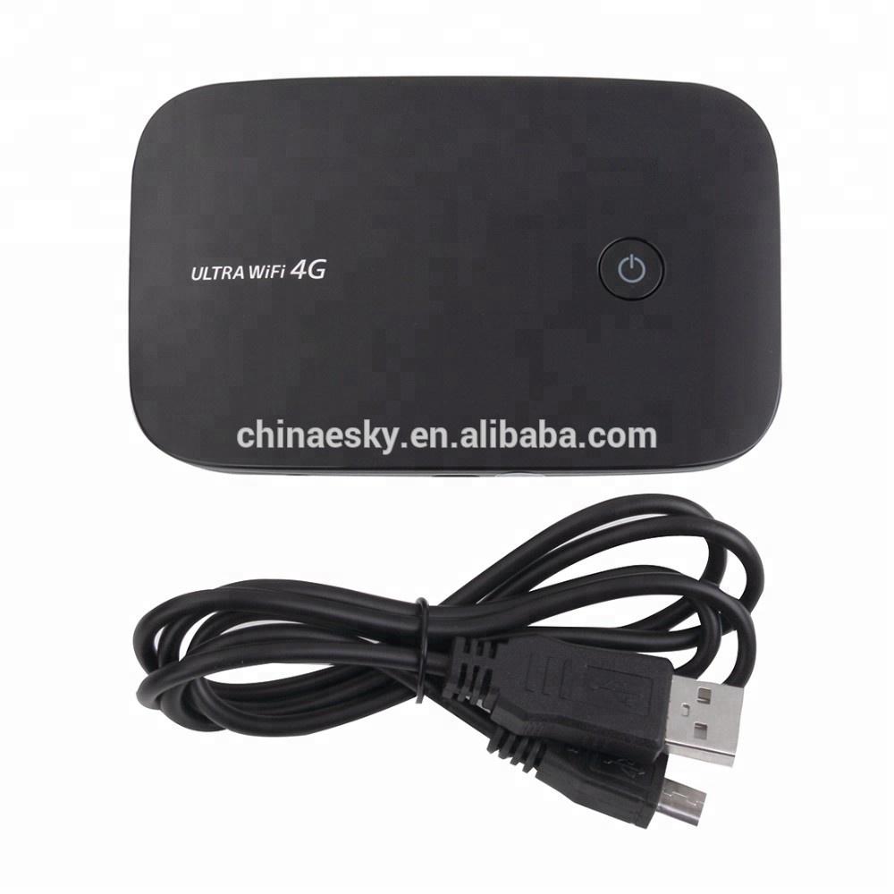 Original Unlocked 102HW 3G 2100MHZ 4G TDD 2500MHZ LTE Wireless WIFI Router For SoftBank With SIM Card slot