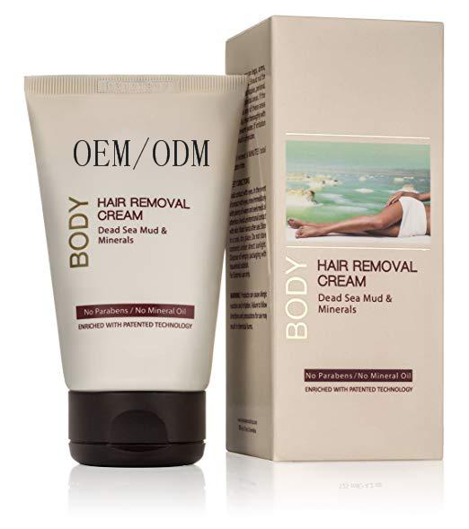 OEM/ODM крем для безболезненного удаления волос для мужчин и женщин