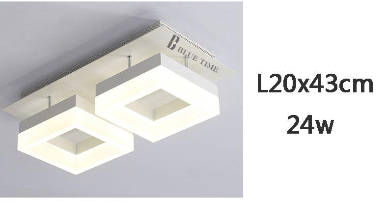 Modern LED Ceiling Lights For Hallway Balcony Corridor Lamp Bedroom Dining  room Luminaria Ceiling Lamp Acrylic Lamparas de techo - us20 e23dd0edc0