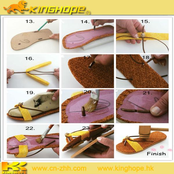 Высококачественный растворимый химический лист для изготовления обуви