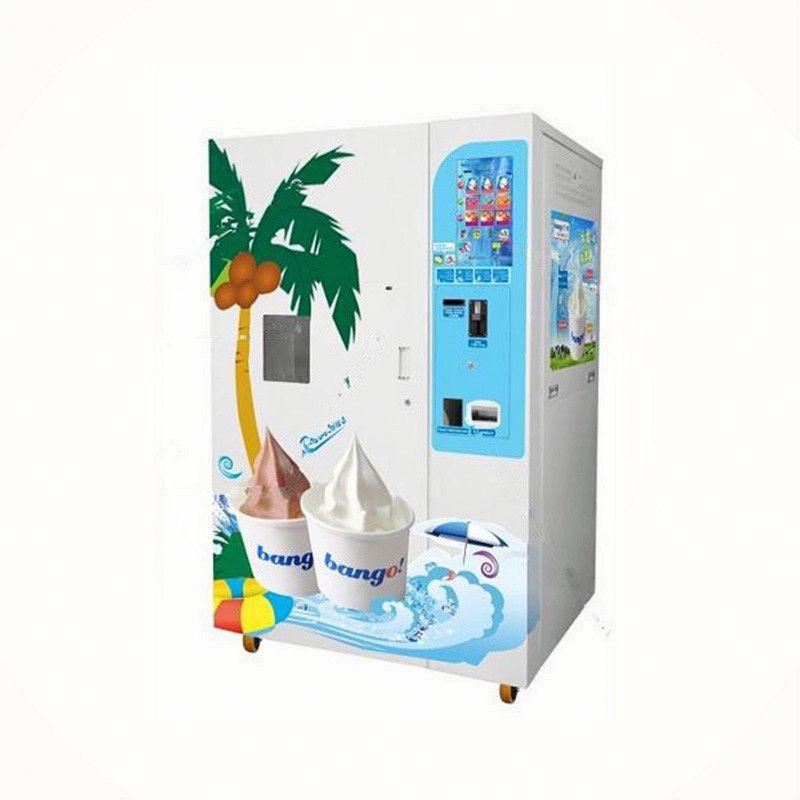 Высокое качество порошок для производства мягкого мороженого при помощи торговый machineice крем машина продукты