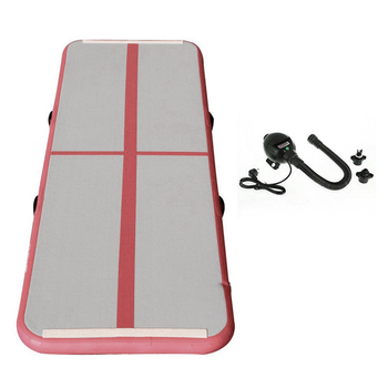 Outdoor Inflatable Bounce Gymnastics Jumping Mat Air Track Set