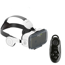 Original Xiaozhai BOBOVR Z4 3D Virtual Reality 3D VR Glasses for 3.5 – 6.0 inches Mobile Phone with Bluetooth controller
