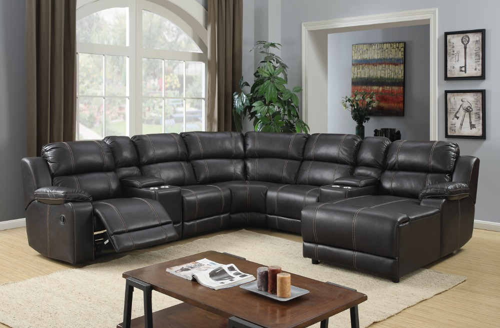 Modern L Shape Sofa Set Designs Aviator Leather Sectional Recliner Sofa, View Sofa Tapestry Furniture, Yage Product Details From Jiashan Yage Household Articles Co., Ltd. On Alibaba.com
