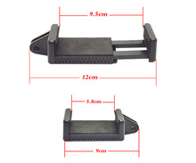 Mobile Phone Clip with 1/4 Screw Hole By using it you can mount your phone on every GoPro Mounts GP269