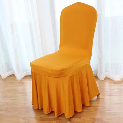 Популярный дизайн, прочный чехол на стул для рождественской вечеринки по низкой цене