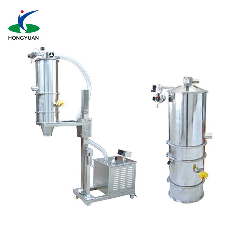 Транспортер для зерна вакуумный самоходный модульный транспортер