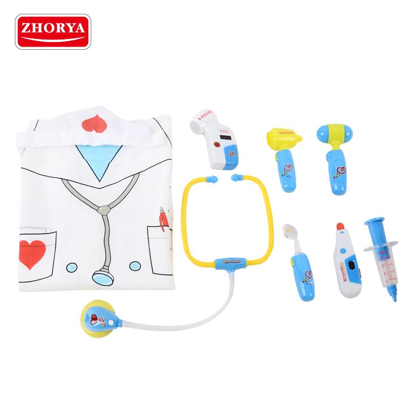 Zhorya أطفال نتظاهر اللعب بطارية الطبيب عدة مجموعات الالعاب مع واقعية موحدة Buy مجموعة لعبة طبية مجموعة طبيب للأطفال مجموعة لعبة الطبيب Product On Alibaba Com