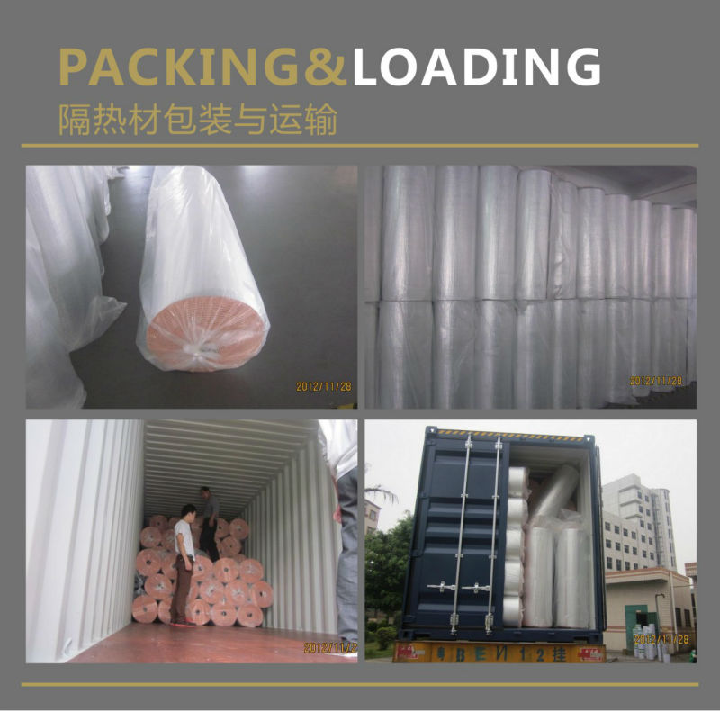 Thermal Insulation Blanket/thermal Insulation Ceiling