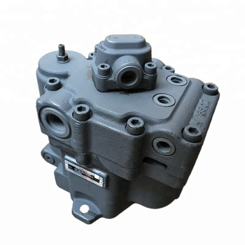 pvk-2b-505-n-4191b nachi pump hydraulic radial piston pump for excavator EX50 EX55 EX60