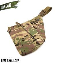 Тактическая Сумка для хранения пистолета, сумка на плечо, Мужская Противоугонная нагрудная сумка, нейлоновая спортивная сумка для охоты, су...(Китай)