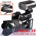 POLO D3200 digital cameras 16MP cameras Professional DSLR cameras Digital zoom Lens Wide Angel Lens Telephotos
