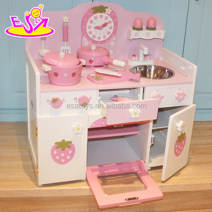 Wooden Kids Kitchen Toys Play Set For Children High Quality Wooden Toy Strawberry Kitchen For Children W10c148 Buy Wooden Kitchen Wooden Kitchen Toyt Wooden Kitchen Toy Product On Alibaba Com