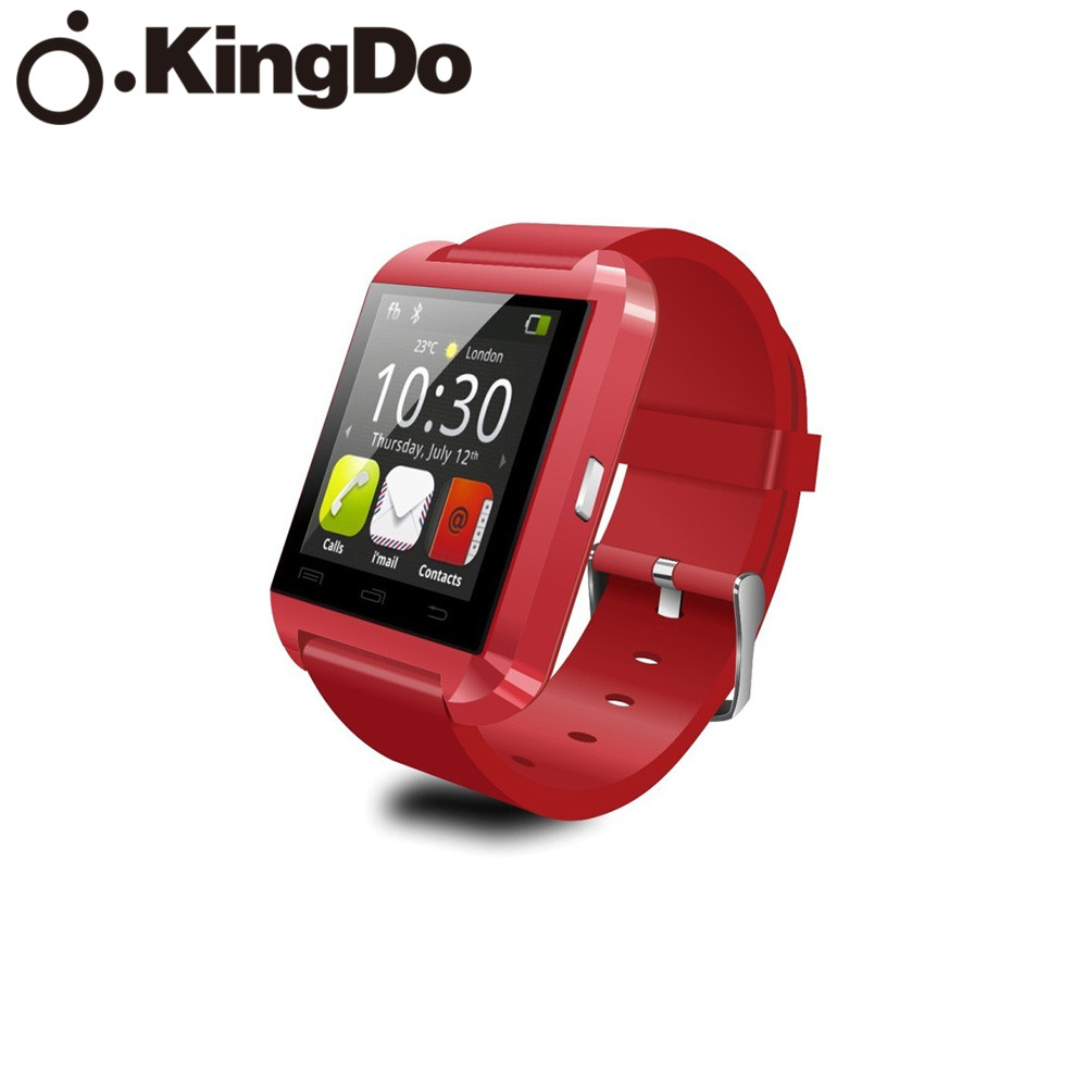 U8 Bluetooth Watch Smart Wristwatch Phone Mate For Smartphones IOS Apple Iphone