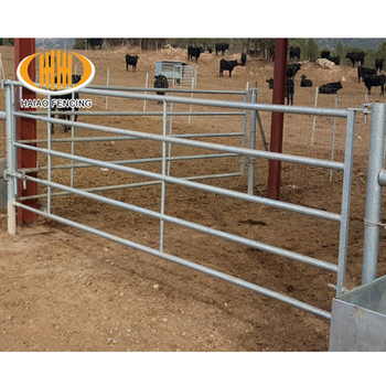 China factory direct decorative welded mesh farm gates