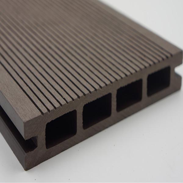 Wpc Decking Floor Boards Wood Plastic