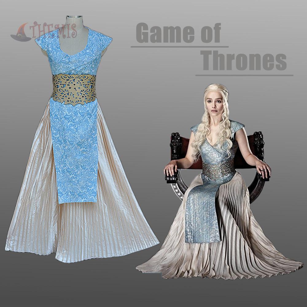 Online kopen Wholesale daenerys targaryen kostuum uit