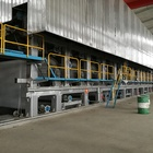 Paper mill equipment for the production of paper a4