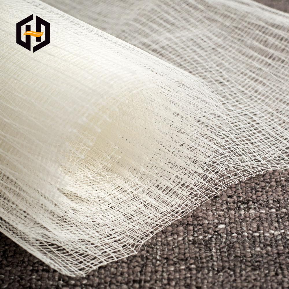 Без швов, полиэфирная Базовая сетчатая ткань для клейкой ленты, композитной ленты