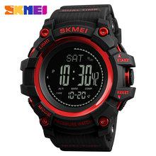 SKMEI спортивные часы Для мужчин Элитный бренд калорий, шагомер цифровые часы компас альтиметр барометр термометр погода Для часы мужские(Китай)
