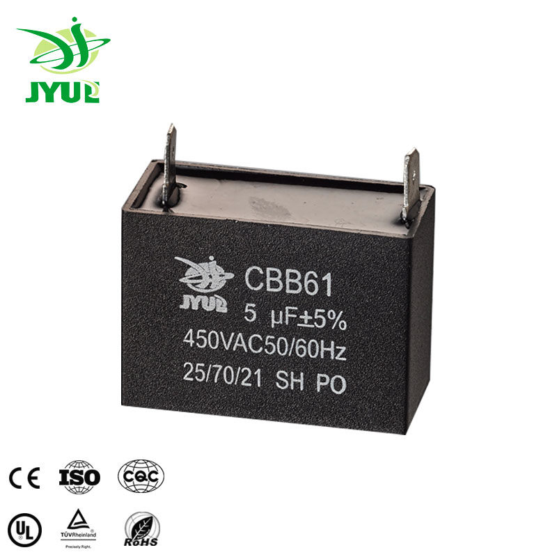 Cbb61 Fan Capacitor 2 5uf Capacitor For Motor En60252 Buy Motor Starting Capacitor Cbb61 Fan Capacitor Cbb61 Sh Capacitor Product On Alibaba Com