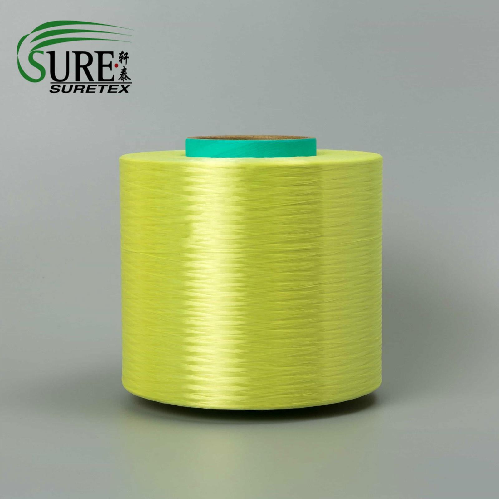 100% Para Aramid Kevlar Filament Yarn 1000 Denier