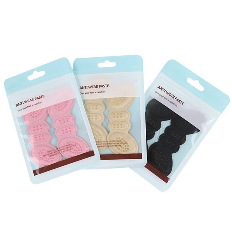 Beautiful Butterfly Design Sponge Heel Grips Heel Protector for Women High Heels