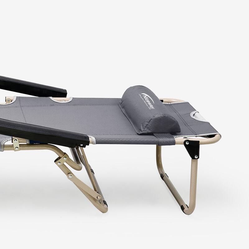 Niceway Foldable Beach Chair Folding Garden Chair Fashing Outdoor Chair