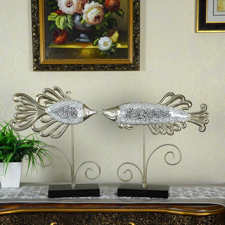 Wholesale Resin Art Fish Handmade Handicrafts Home Decor