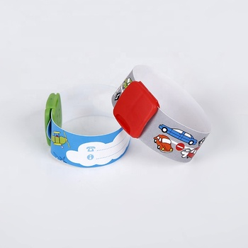 kids hospital patient id bracelet wristband hand birthday return gifts for kids