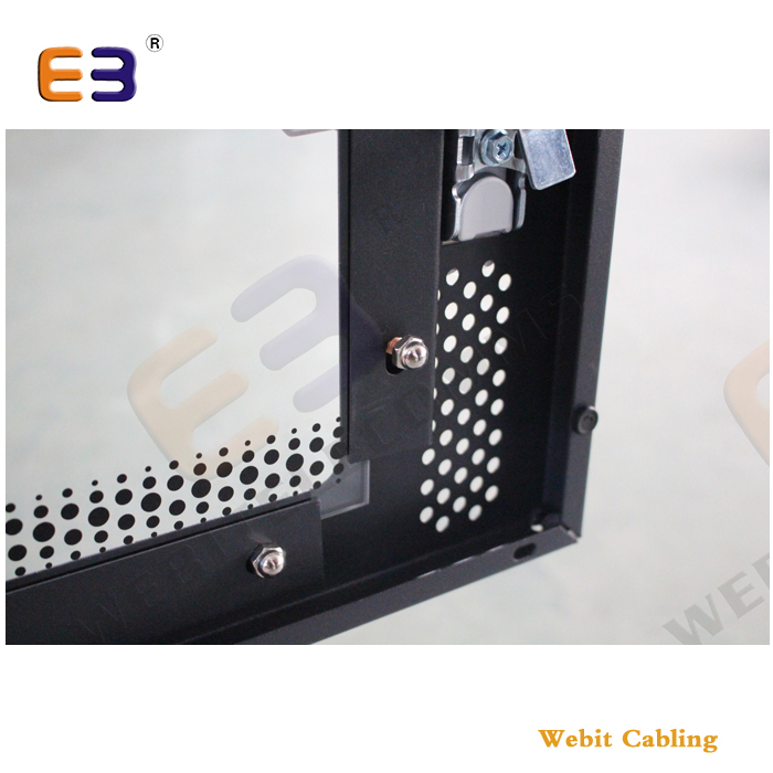 19' Wall Mount server Rack Single Section made in China