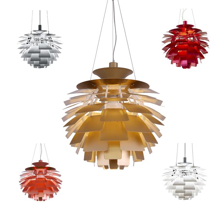 online kaufen gro handel ph artischocke lampe aus china ph artischocke lampe gro h ndler. Black Bedroom Furniture Sets. Home Design Ideas