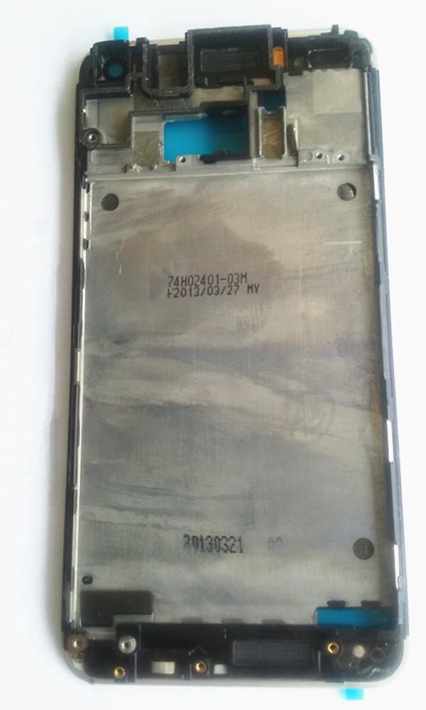 ( HT4BM750DHL ) ( 50 шт./лот DHL ) 100% высокое качество передняя рама рамка плиты шасси для HTC One M7 801e с сенсорным экраном и жк-экран