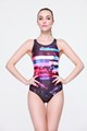 Women Profession Sports Swimwear One Piece Swimsuit Sexy Backless Racing Competition Monokini Slimming Plus Size Bathing