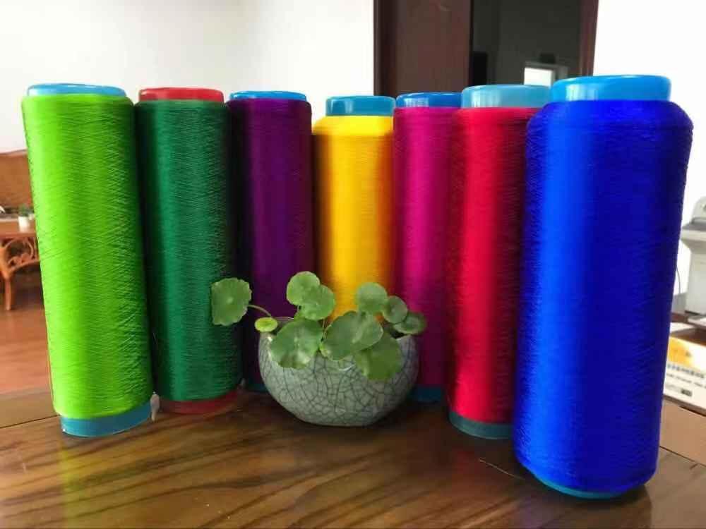 140 NM/2 100% mulberry silk yarn export to India carpet blanket tapestry silk yarn