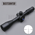 Carl Zeiss 4 5 18X44 White Letter Marking Optical Riflescopes Red Dot Illuminated Mildot Rifle Scope