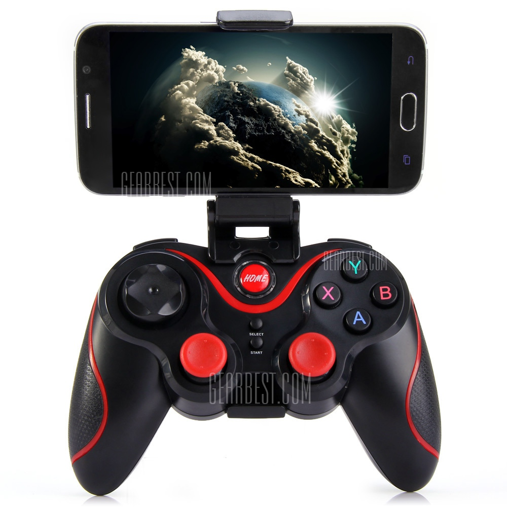 android game controller wireless bluetooth games gamepad joystick for pc android gaming keyboard. Black Bedroom Furniture Sets. Home Design Ideas