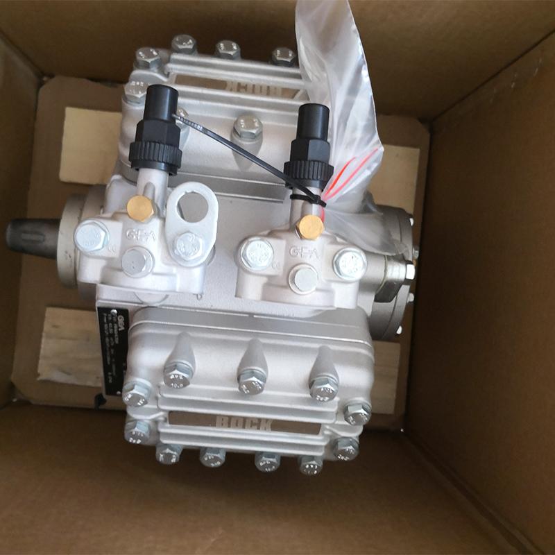 GEA original Bock FKX40 470K Compressor for coach
